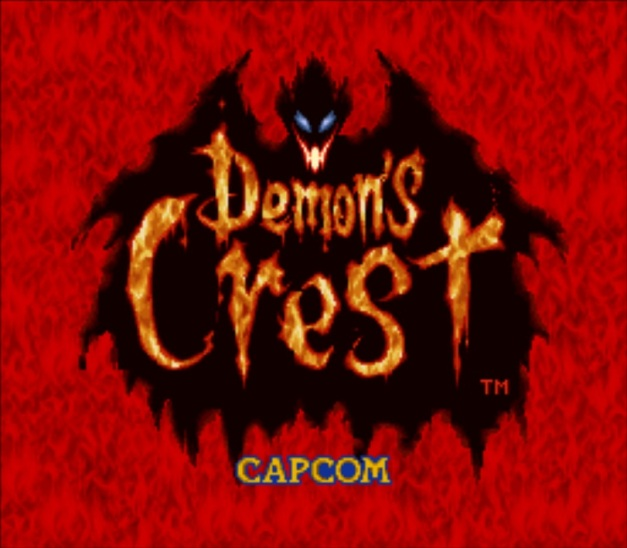 Demon's crest screen