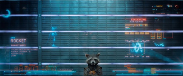 Image taken by me  from Guardians of the Galaxy Trailer